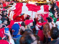 Канадцы мощно стартовали на молодежном чемпионате мира по хоккею (ВИДЕО)
