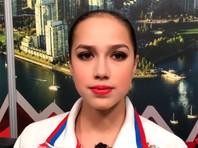 Загитова выиграла короткую программу на чемпионате России по фигурному катанию