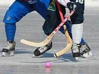 Сборная России разгромила команду Казахстана во втором матче группового этапа чемпионата мира по хоккею с мячом, который проходит в эти дни в шведском Венерсборге