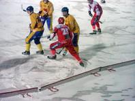 Шведы обыграли сборную России на старте чемпионата мира по хоккею с мячом