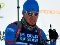 Биатлонисты сборной России победили в эстафете на этапе КМ вслед за соотечественницами