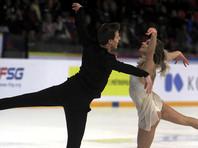 Как подстрелили: фигуристы Синицина и Кацалапов допустили синхронную ошибку в ритм-танце