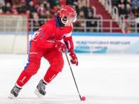 Рекордсмен чемпионатов мира по бенди Сергей Ломанов завершил карьеру в сборной РФ