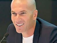 """Экс-президент """"Реала"""" рассказал о причине ухода Зидана из мадридского клуба"""