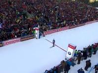 Российские биатлонисты остались без медалей в эстафете на этапе Кубка мира в Рупольдинге