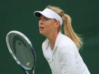Мария Шарапова выступит на теннисном турнире в Санкт-Петербурге