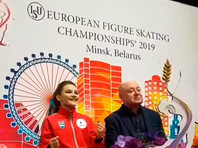 Самодурова обошла Загитову на чемпионате Европы по фигурному катанию