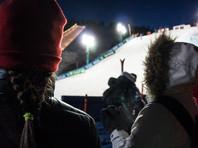 Максим Буров победил в лыжной акробатике на этапе Кубка мира