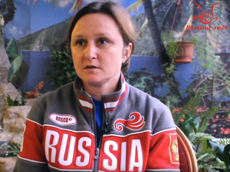 Двукратная олимпийская чемпионка Игр-1998 в лыжных гонках Ольга Данилова