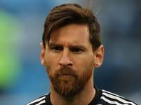 Лионель Месси забил 400-й гол в чемпионате Испании по футболу