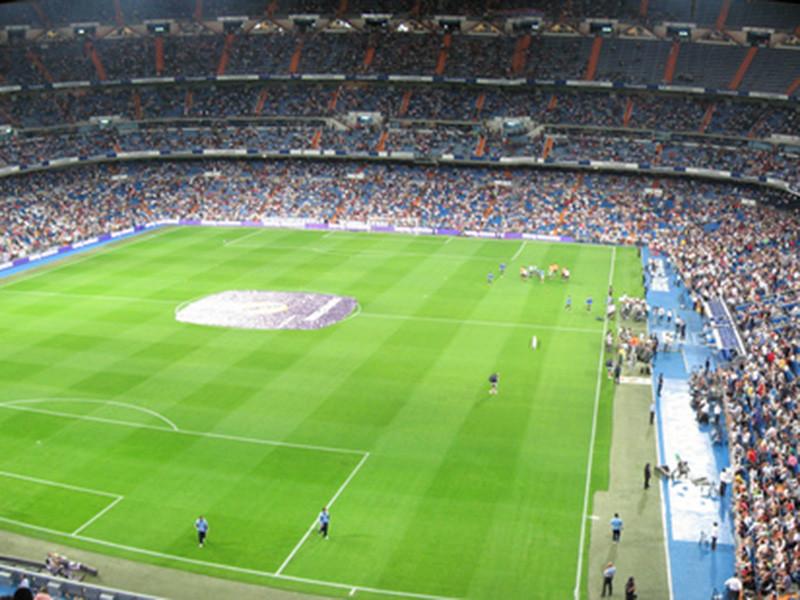 """Встреча на стадионе """"Сантьяго Бернабеу"""" завершилась со счетом 3:0 в пользу каталонцев"""