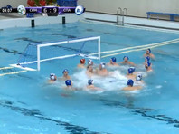Давно такого не было: ватерполисты Суперлиги устроили массовую драку в бассейне