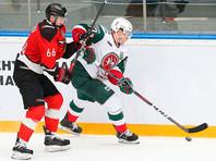 Действующий чемпион КХЛ пропустил 12 шайб на старте плей-офф