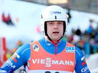 Саночник Семен Павличенко впервые в карьере стал обладателем Кубка мира