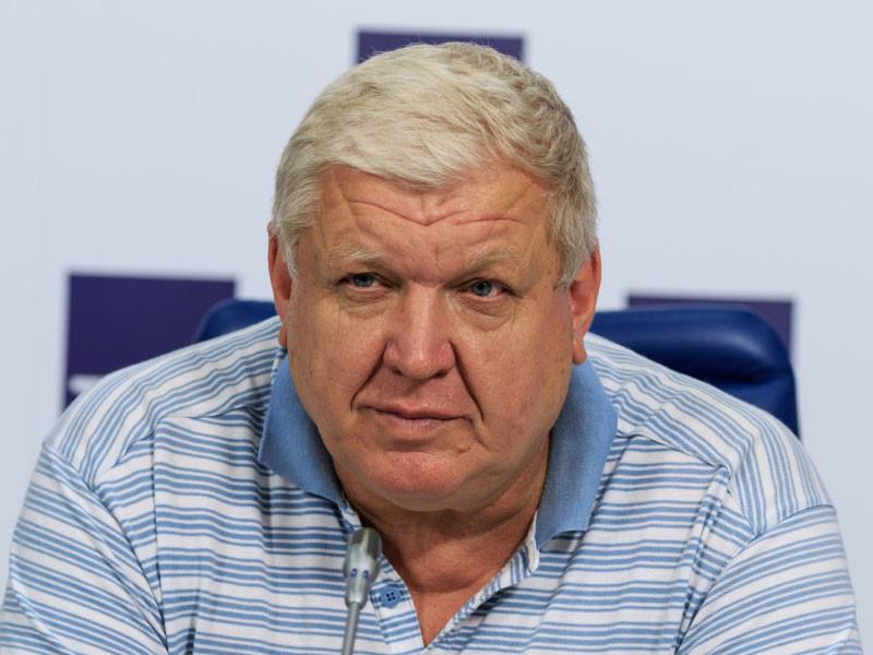 Главный тренер женской сборной России Евгений Трефилов