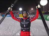 Фристайлист Максим Буров стал чемпионом мира в лыжной акробатике (ВИДЕО)
