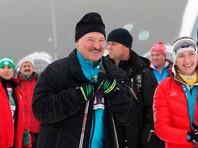 Лукашенко заявил, что эффективнее лыж, особенно для девчонок, нет ничего