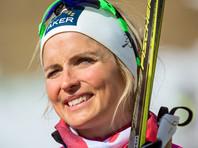 Норвежка Тереза Йохауг стала девятикратной чемпионкой мира по лыжным гонкам