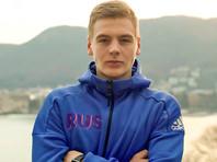 Двоеборец Иванов написал на среднем пальце инициалы и фамилию Путина (ФОТО)