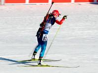 Юрлова-Перхт выиграла гонку преследования на чемпионате Европы по биатлону