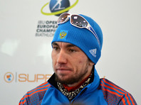 Биатлонист Логинов добыл шестую медаль нынешнего розыгрыша Кубка мира