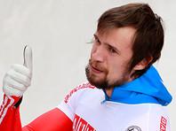 Скелетонист Александр Третьяков вслед за Никитиной выиграл общий зачет Кубка мира
