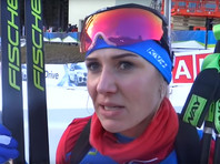Российская биатлонистка Маргарита Васильева нарушила антидопинговые правила