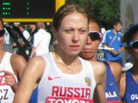 Легкоатлетку Кирдяпкину дисквалифицировали за аномалии в паспорте крови