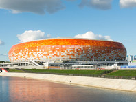 Семь российских стадионов претендуют на звание лучшей футбольной арены мира