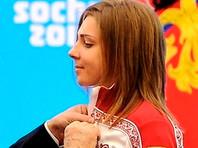 Российская скелетонистка Никитина стыдится своей откровенной фотосессии (ФОТО)