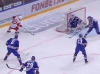 Петербургский СКА проиграл на старте плей-офф Континентальной хоккейной лиги