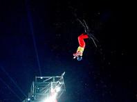 Максим Буров  взял золото на этапе Кубка мира в лыжной акробатике (ВИДЕО)