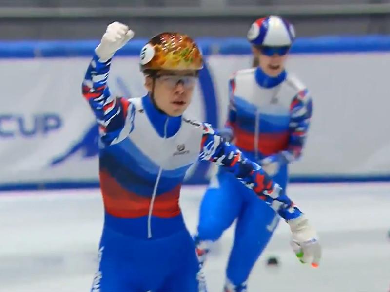 Российские конькобежцы добыли рекордные 11 медалей на ЧМ в Инцелле