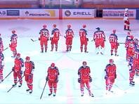ЦСКА вновь выиграл регулярный чемпионат Континентальной хоккейной лиги