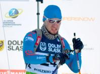 Биатлонист Александр Логинов стал вторым на чемпионате мира в спринте