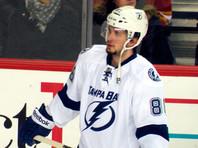Никита Кучеров установил рекорд среди россиян по числу передач в сезоне НХЛ