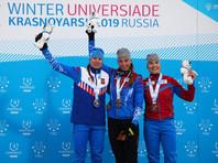 Хозяйки Универсиады с кучей промахов заняли шесть первых мест в биатлонном спринте