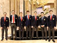 Российские шахматисты досрочно выиграли командный чемпионат мира