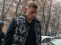 Погребняк оштрафован на 250 тысяч рублей за критику натурализации футболистов