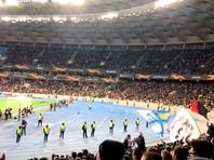 """""""Челси"""" пожаловался в УЕФА на расизм украинских болельщиков"""