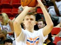 Баскетболиста из Латвии, выступающего в НБА, обвинили в изнасиловании