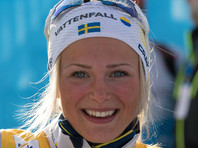 Шведская лыжница осталась безнаказанной после тычка палкой в лицо россиянке