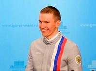 Лыжник Александр Большунов выиграл четвертое серебро чемпионата мира