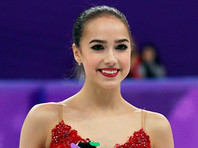 Загитова превзошла Медведеву на чемпионате мира по фигурному катанию