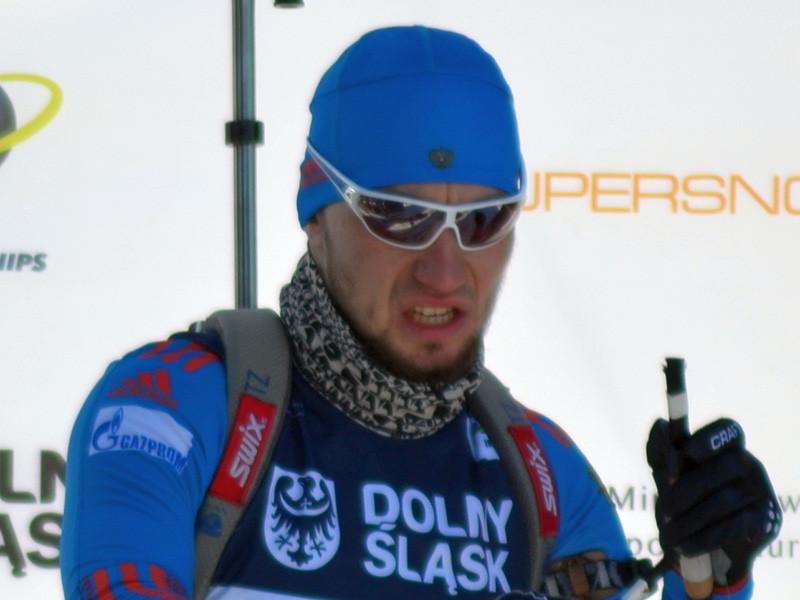 Россиянин Александр Логинов завершил сезон-2018/19 на втором месте в общем зачете Кубка мира по биатлону