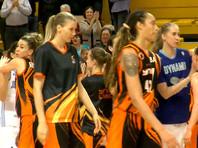 Баскетболистки УГМК в 11-й раз подряд стали чемпионками России