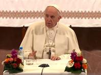 Папа Римский призвал болельщиков не поклоняться Месси