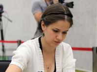 25-летняя Алина Кашлинская добыла титул чемпионки Европы по шахматам