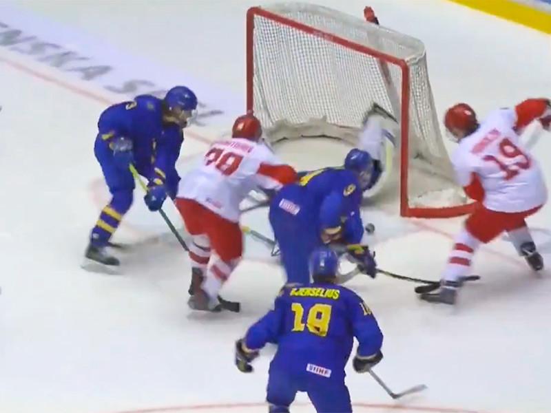 Российские юниоры добыли серебро чемпионата мира по хоккею