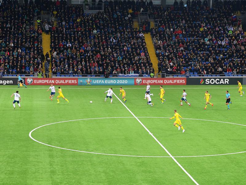 Россия догнала Конго в рейтинге Международной федерации футбола